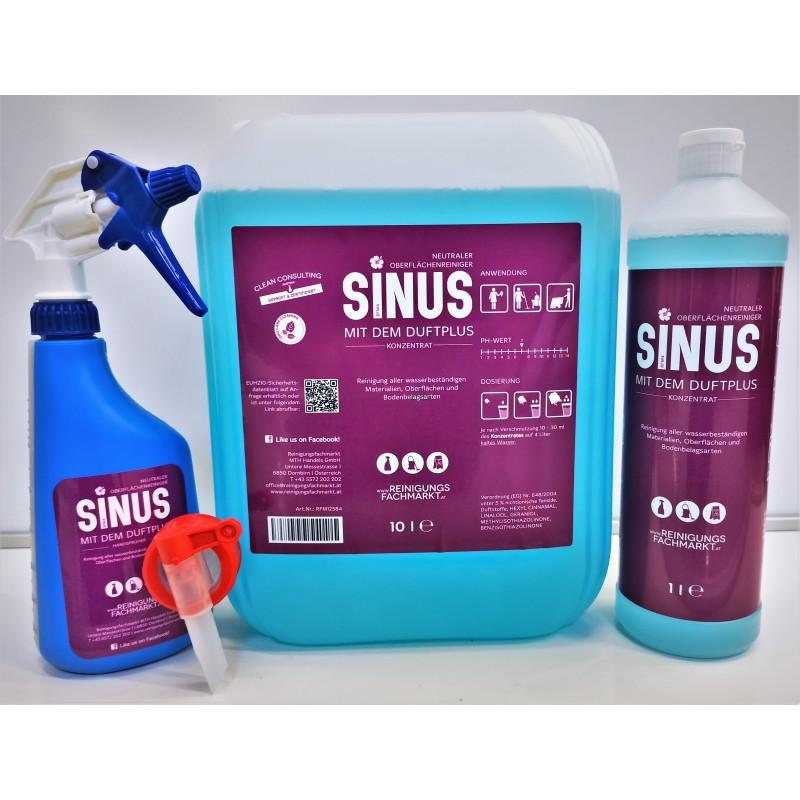 SINUS  Sprühflasche - Kanister - Flasche